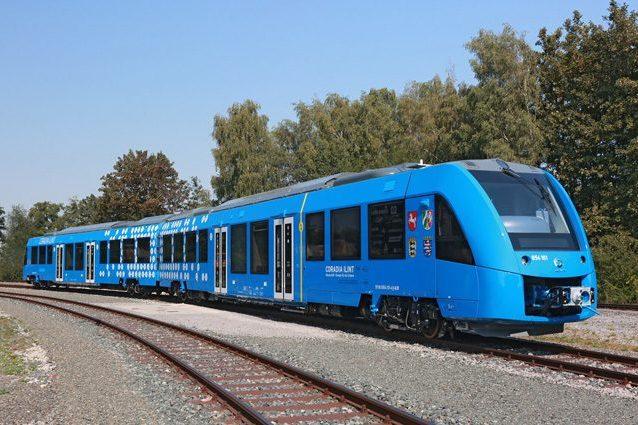 Stop al diesel, arrivano i treni a idrogeno: un futuro migliore parte dalla Germania