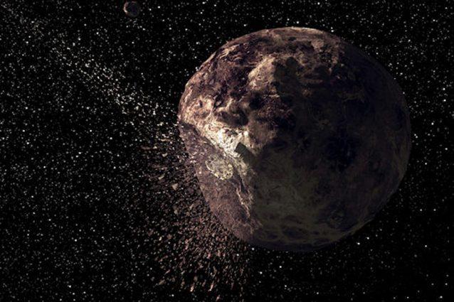 Il super asteroide 3200 Phaethon sfiorerà la Terra il 16 dicembre