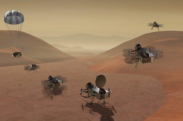 Un drone su Titano o un pezzo di cometa: la NASA sceglie la sua prossima missione