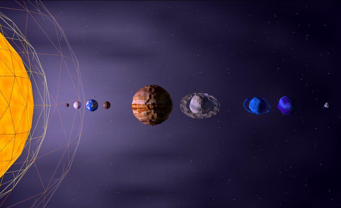Nasa scoperto nuovo sistema solare 7 pianeti simili alla for Quanti sono i deputati alla camera