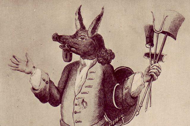 Matrimonio Tra Uomo E Animale : Ircocervo chi è l animale mitologico citato da berlusconi