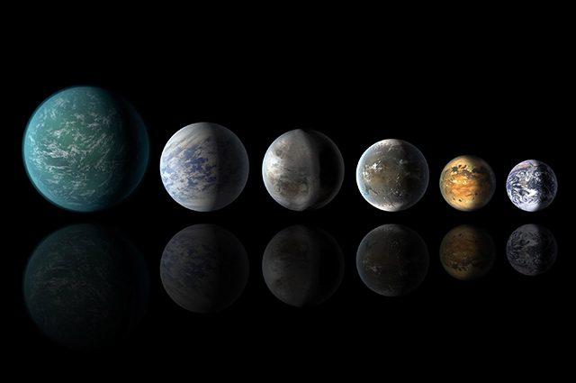 Vita nello spazio: gli esopianeti sono pieni d'acqua 'bollente'