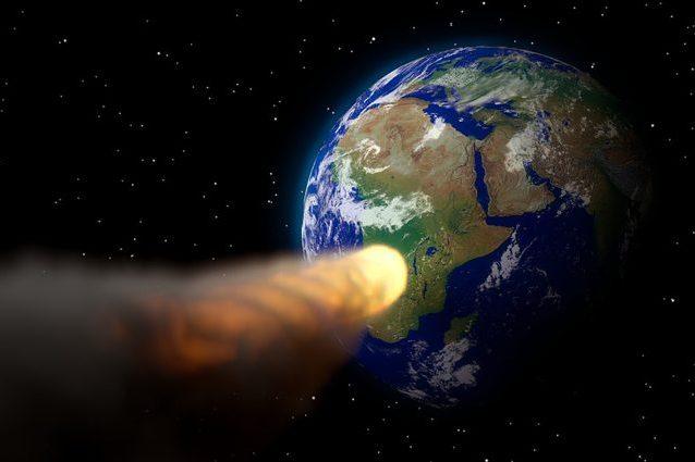 Asteroide 2006 QQ23 potenzialmente pericoloso potrebbe schia