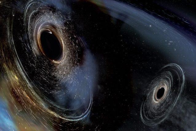 Credit: LIGO / Caltech / MIT / Sonoma State / Aurore Simonnet