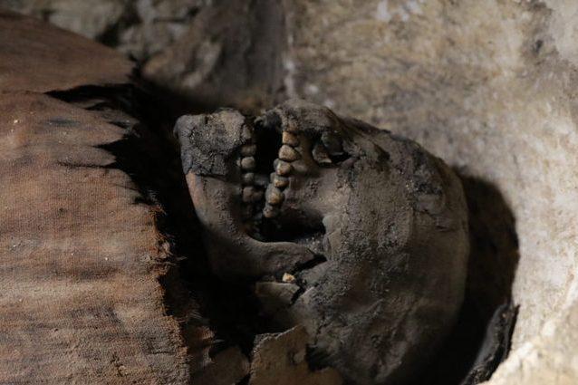datazione di zucchero mummia in UK