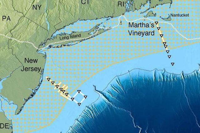 Un'immensa riserva di acqua dolce scoperta sotto l'Oceano At