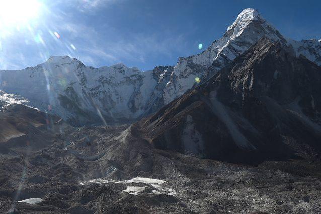 L'Himalaya perde ogni anno 8 miliardi di tonnellate di ghiaccio