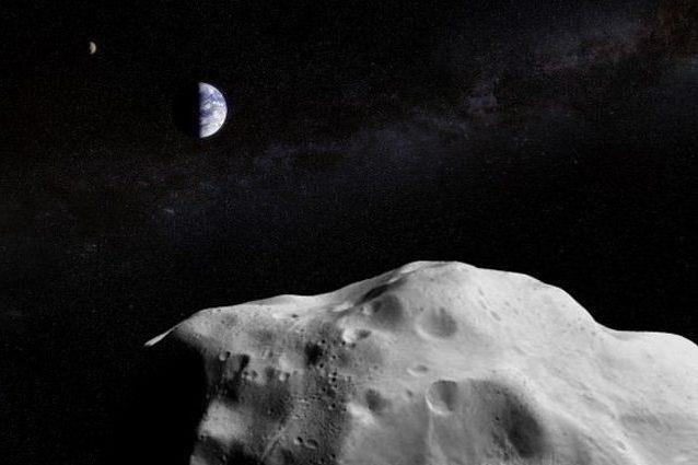 L'asteroide potenzialmente pericoloso 2006 QV89 a settembre