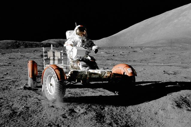 50 anni dallo sbarco sulla Luna: ecco quanta spazzatura abbi
