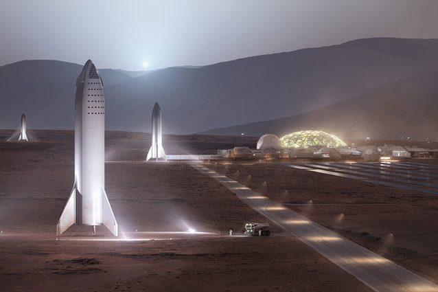 Dalla Luna a Marte: 50 anni dopo lo sbarco il satellite ci a