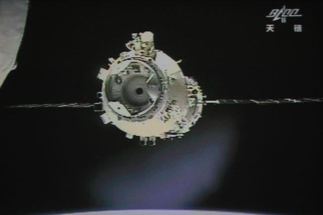 La stazione spaziale cinese Tiangong 2 sta per schiantarsi c