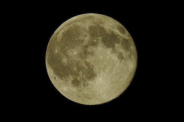 Tutto pronto per la Luna Piena del Raccolto di settembre |  perché si chiama così