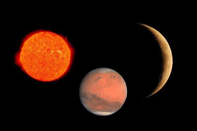 Marte, la Luna e Antares danzano nel cielo: quando vedere la
