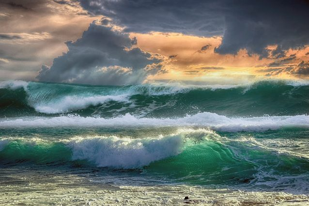 Cambiamenti climatici |  nel 2019 temperatura record degli oceani |  masi così alta
