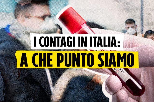Coronavirus, in Italia grande sottostima di contagi e decess
