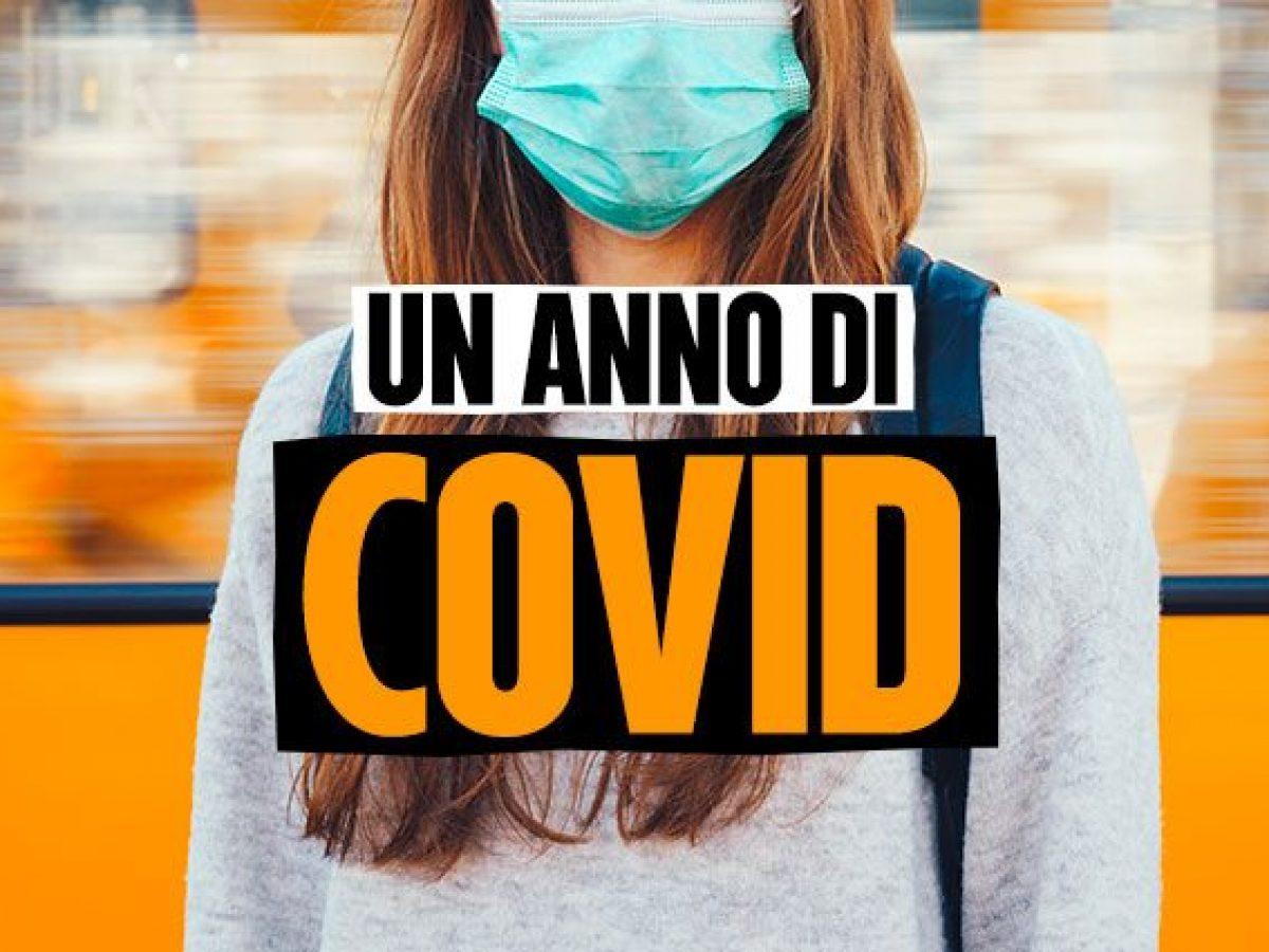 Un anno esatto dal primo caso di COVID, Pregliasco: Conviveremo ancora a  lungo col virus