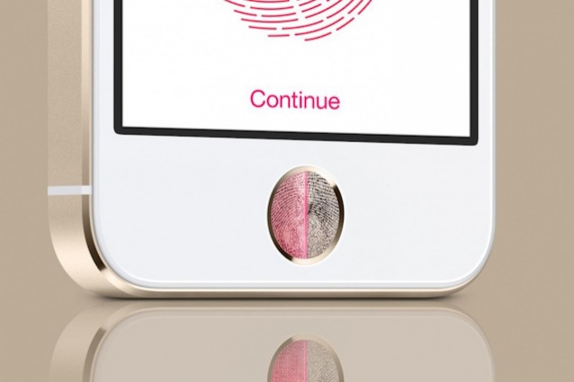Impronte digitali Touch ID Apple