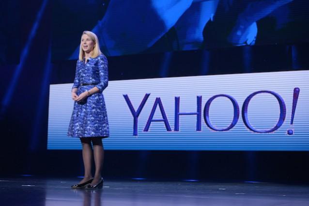 Marissa Mayer Yahoo