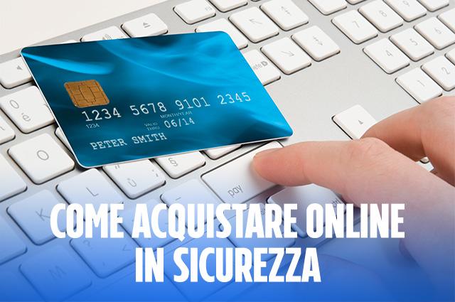 Come effettuare gli acquisti online con cognizione di for Acquisti online casa