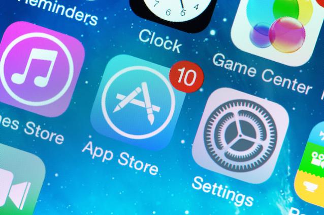 App Store vendite