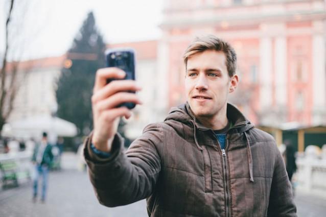 Selfie Uomini Psicopatici