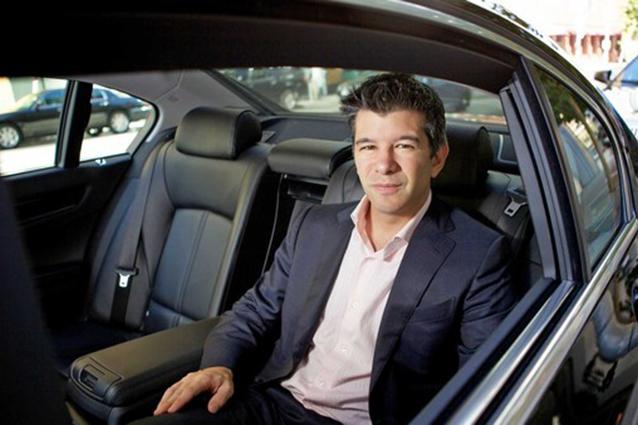 Il CEO di Uber Travis Kalanick prende un periodo di pausa