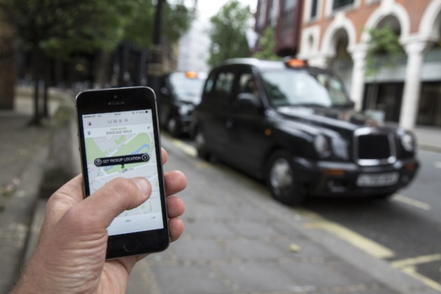 uber falla sicurezza