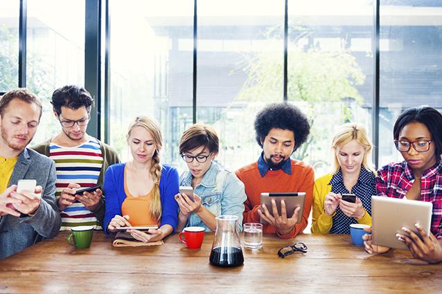 Le 8 applicazioni più utilizzate dagli adolescenti