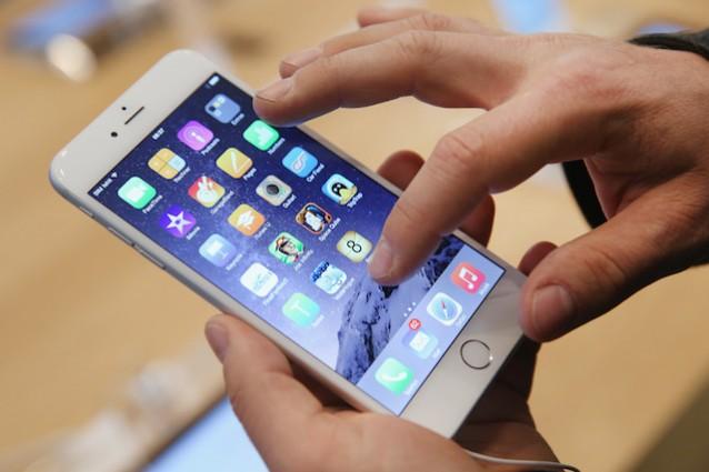 Apple iPhone batteria