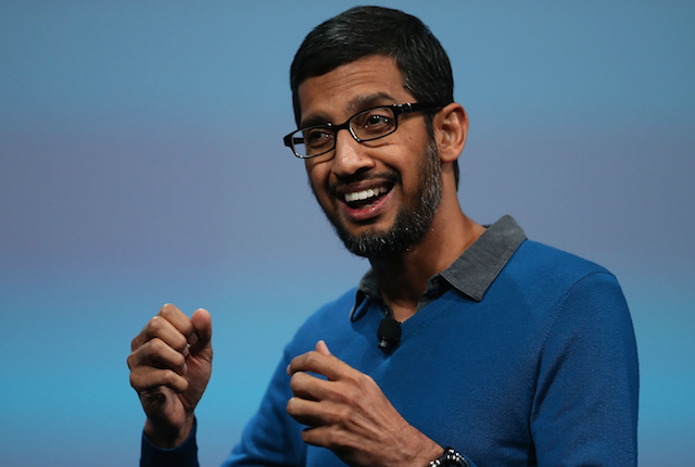 """Una bambina di 7 anni scrive a Google per un lavoro, il CEO Pichai: """"Sentiamoci quando finisci la scuola"""""""