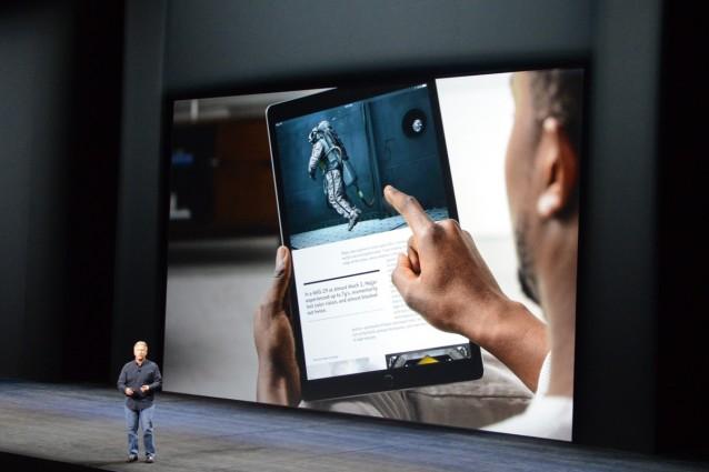 iPad Pro, presentato ufficialmente il nuovo tablet Apple da 12.9 pollici