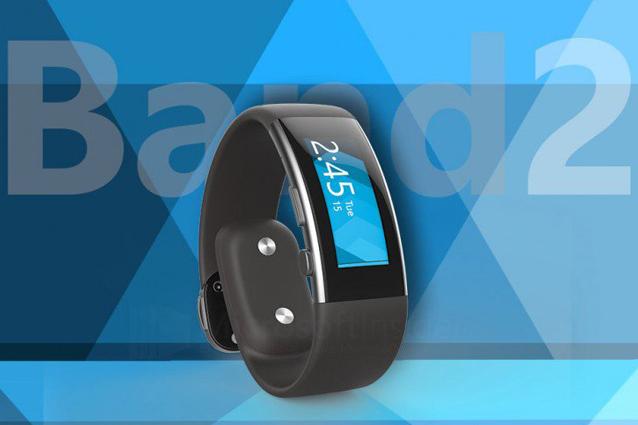 Microsoft Band 2 è ufficiale, presentato il nuovo ...