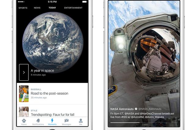 Twitter introduce la possibilità di creare Moments tramite l'app per Android e iOS