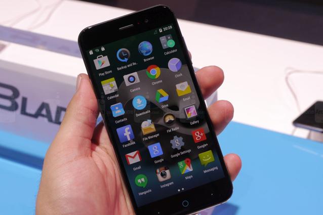 Zte blade v6 in uscita anche in italia il nuovo for Smartphone in uscita 2015