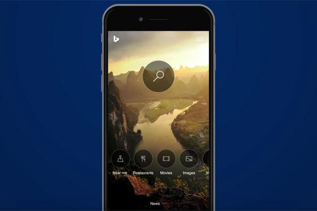 Bing per iPhone si aggiorna con l'introduzione di una nuova interfaccia: tutte le novità