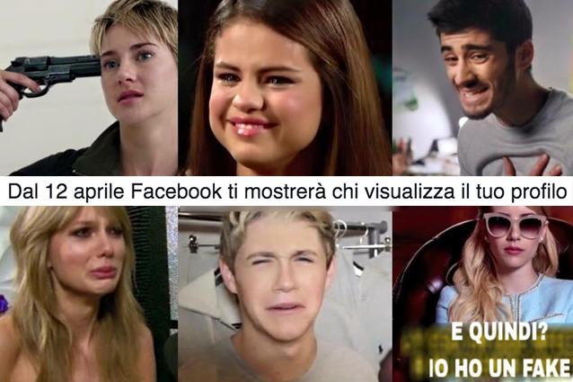 Facebook attenzione alla bufala dal 12 aprile scopri chi for Scopri chi visita il tuo profilo instagram