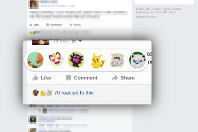 Facebook, ecco come personalizzare le Reactions