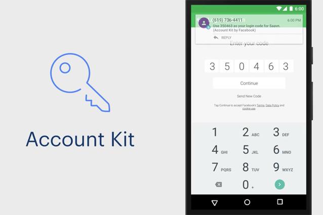 Facebook account kit il nuovo sistema di autenticazione - Numero di telefono piscina ortacesus ...