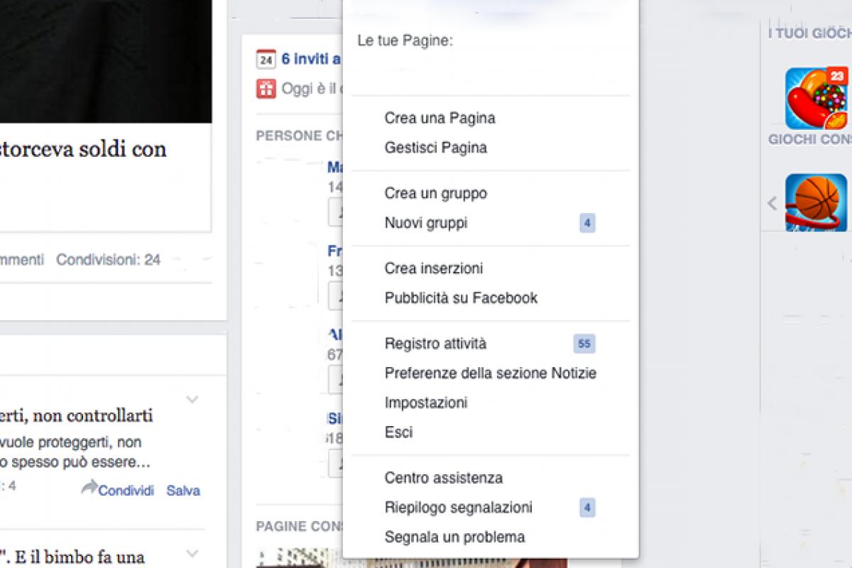 Protezione Account: Privacy, Facebook sospende il