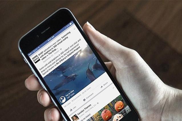 Ecco la top ten dei video a 360 gradi di Facebook, tra natura, musica e sport