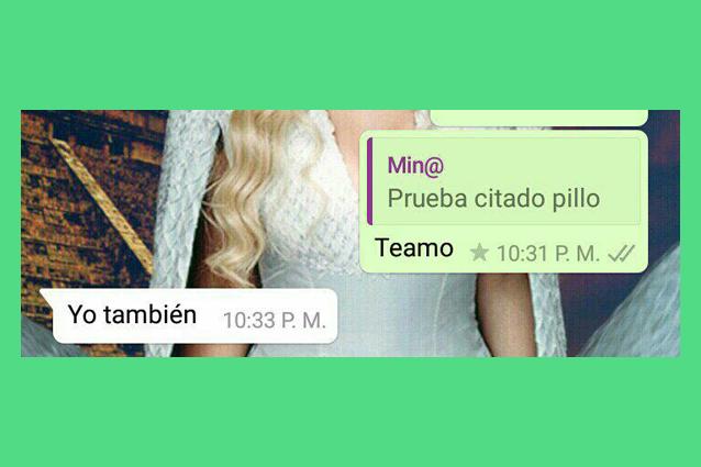 WhatsApp, disponibile il nuovo aggiornamento: tra le novità le citazioni dei messaggi