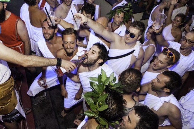 toga-party