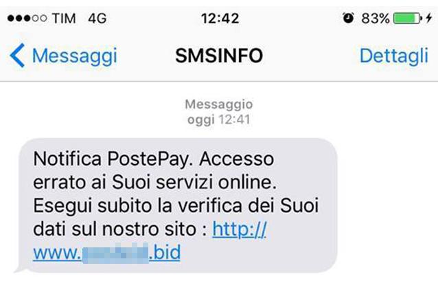 """PostePay, attenzione alla nuova truffa online: """"Non aprite questo link, è pericoloso"""""""