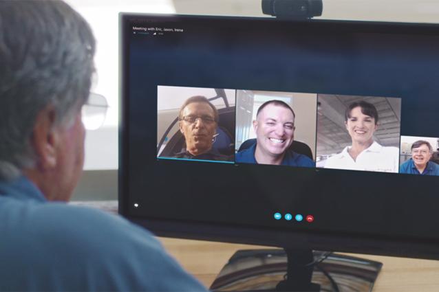 Skype Meetings, il nuovo strumento online per le aziende: ecco come funziona