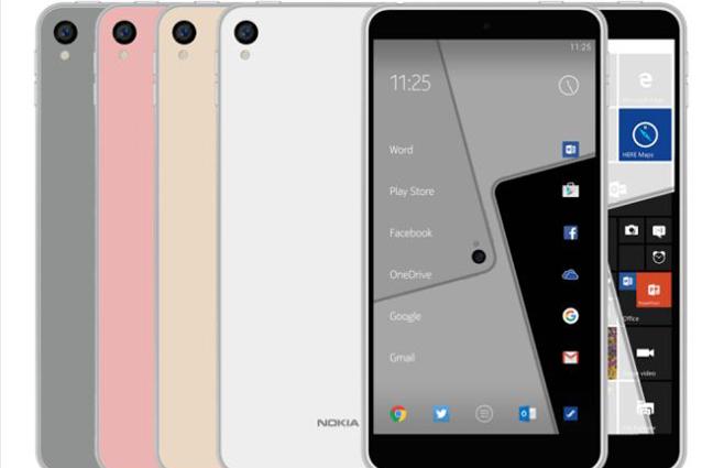 Nokia, entro la fine dell'anno tre nuovi smartphone Android