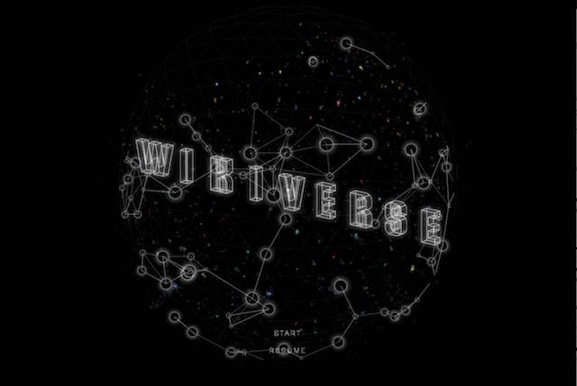 Wikiverse trasforma Wikipedia in un universo esplorabile