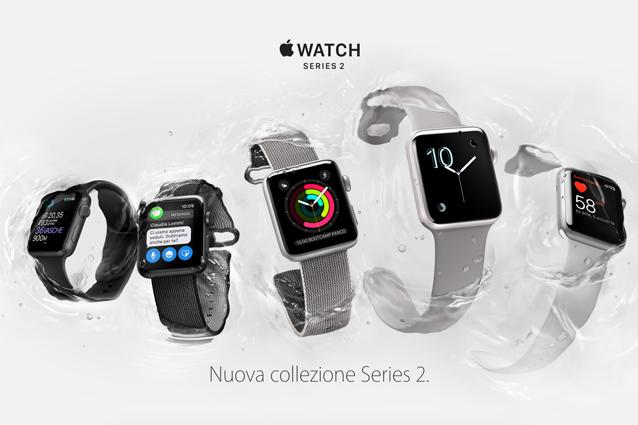 Apple Watch Series 2, data di uscita e prezzi di vendita in Italia