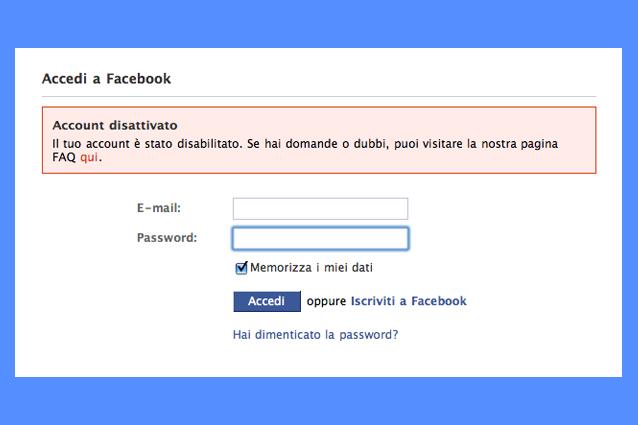 Facebook, attenzione alla mail di verifica account: è una truffa