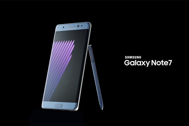 Samsung svelerà la causa delle esplosioni dei Galaxy Note 7