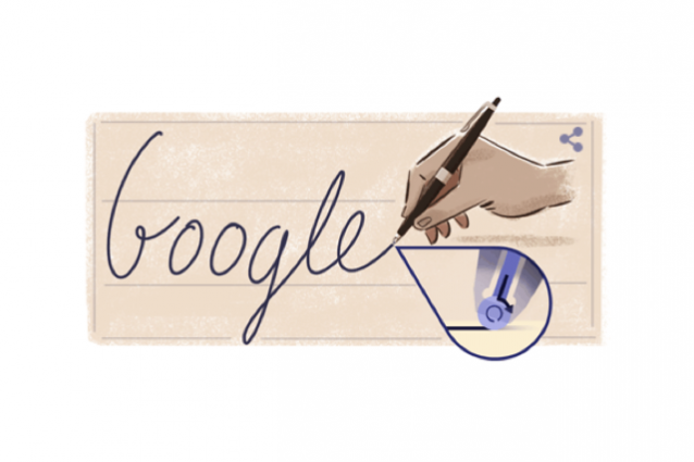 google-doodle-biro